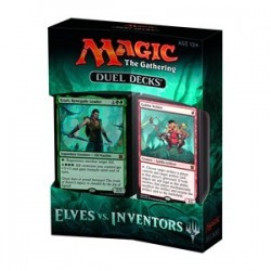 Duel Decks: Elves vs....